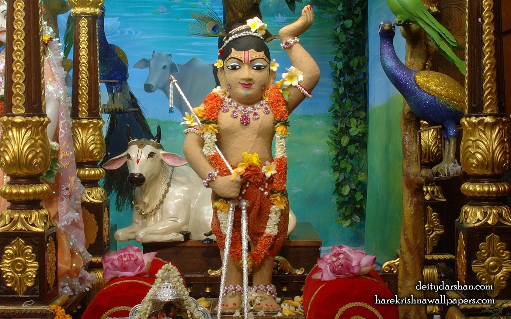 Sri Gopal Wallpaper (026) Size 1680x1050 Download