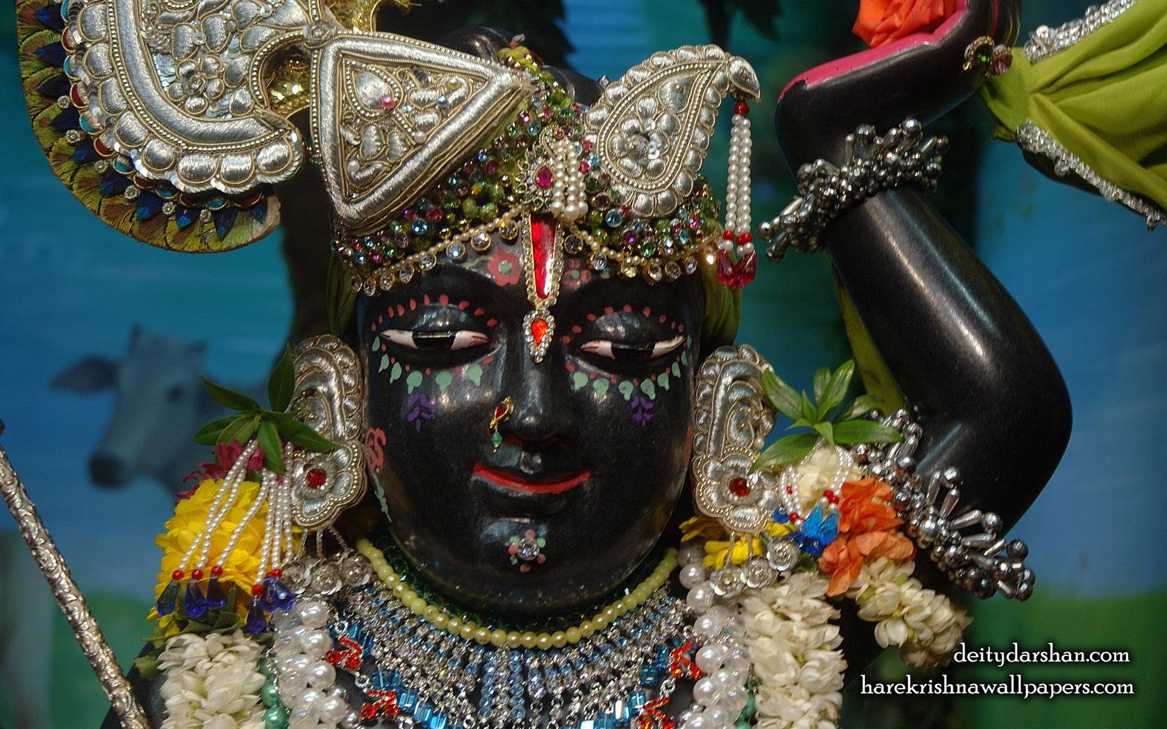 Sri Gopal Close up Wallpaper (026) Size 1680x1050 Download