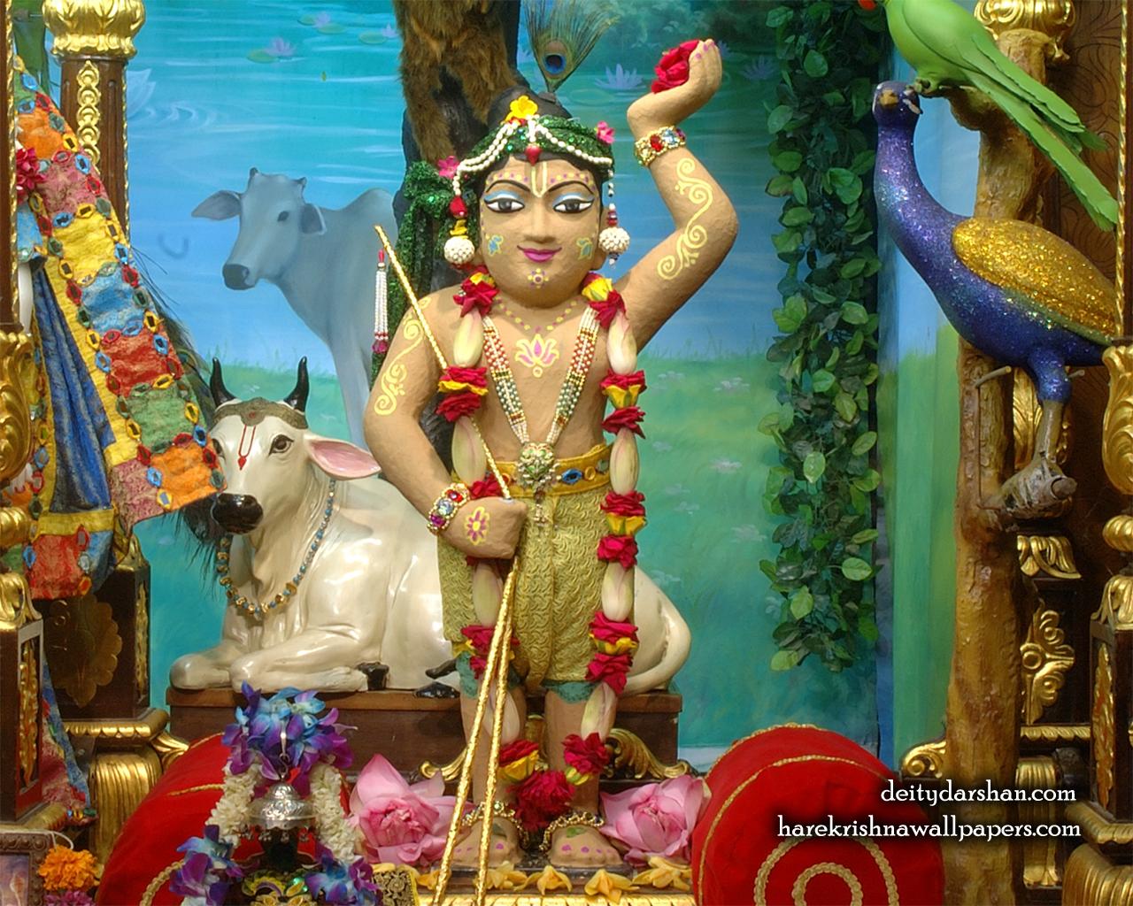 Sri Gopal Wallpaper (027) Size 1280x1024 Download
