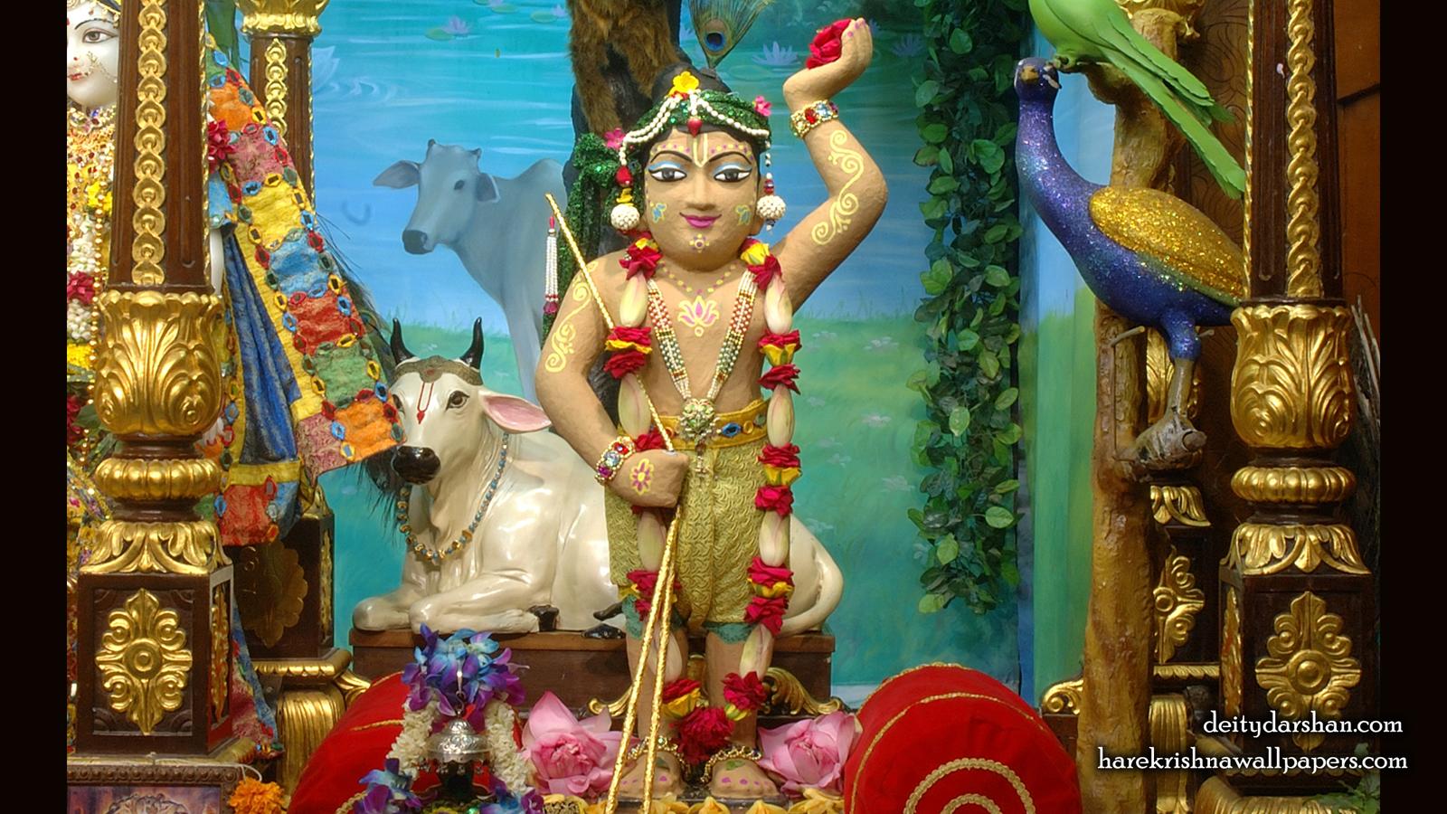 Sri Gopal Wallpaper (027) Size 1600x900 Download