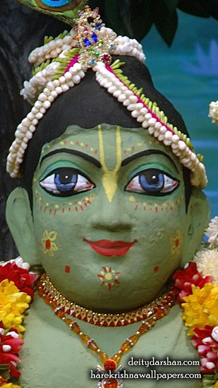 Sri Gopal Close up Wallpaper (027) Size 450x800 Download