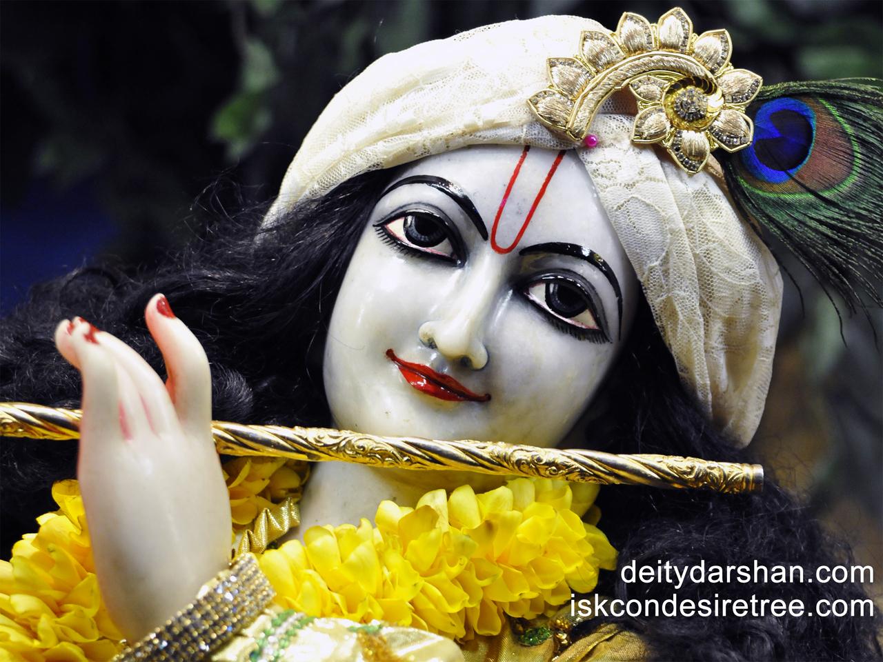 Sri Gopinath Close up Wallpaper (031) Size 1280x960 Download