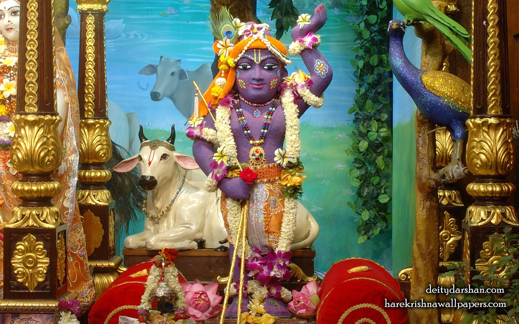 Sri Gopal Wallpaper (033) Size 1680x1050 Download