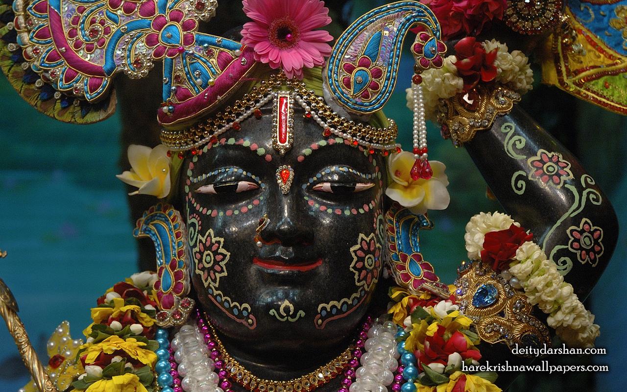Sri Gopal Close up Wallpaper (033) Size 1280x800 Download