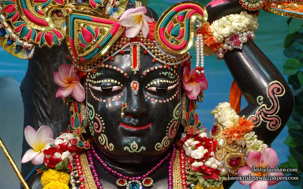 Sri Gopal Close up Wallpaper (035) Size 1280x800 Download