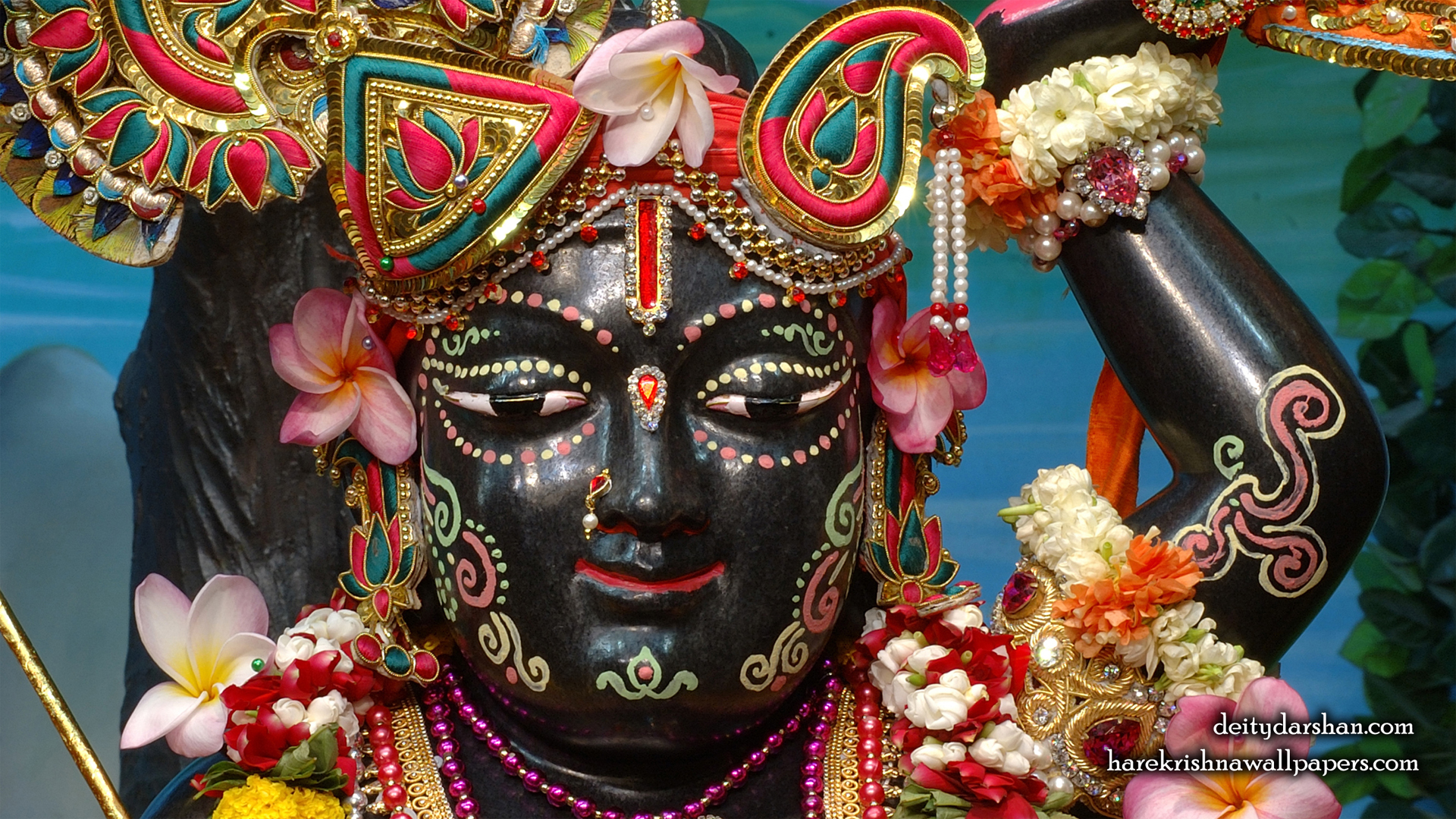 Sri Gopal Close up Wallpaper (035) Size 1920x1080 Download