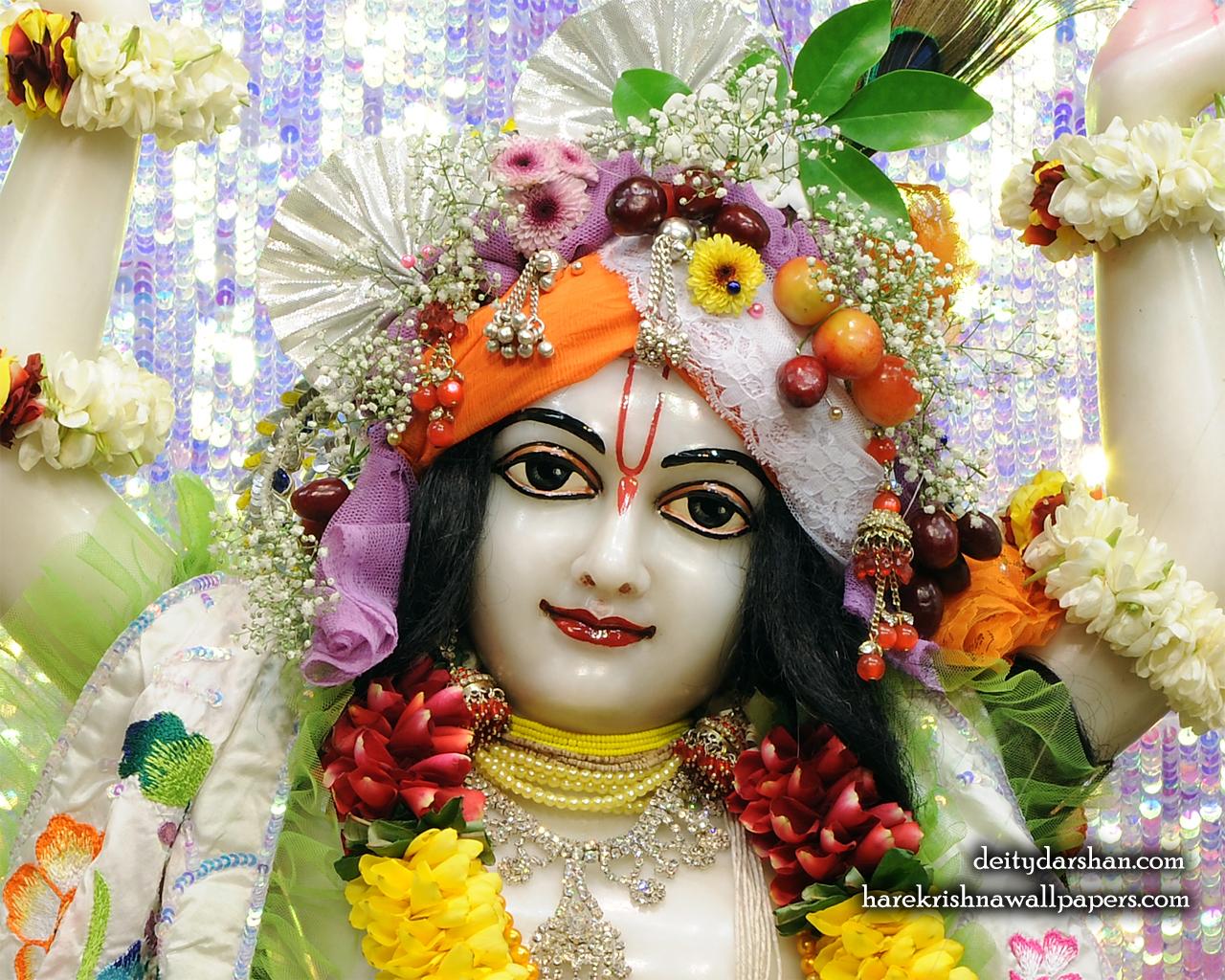 Sri Gaurachandra Close up Wallpaper (036) Size 1280x1024 Download