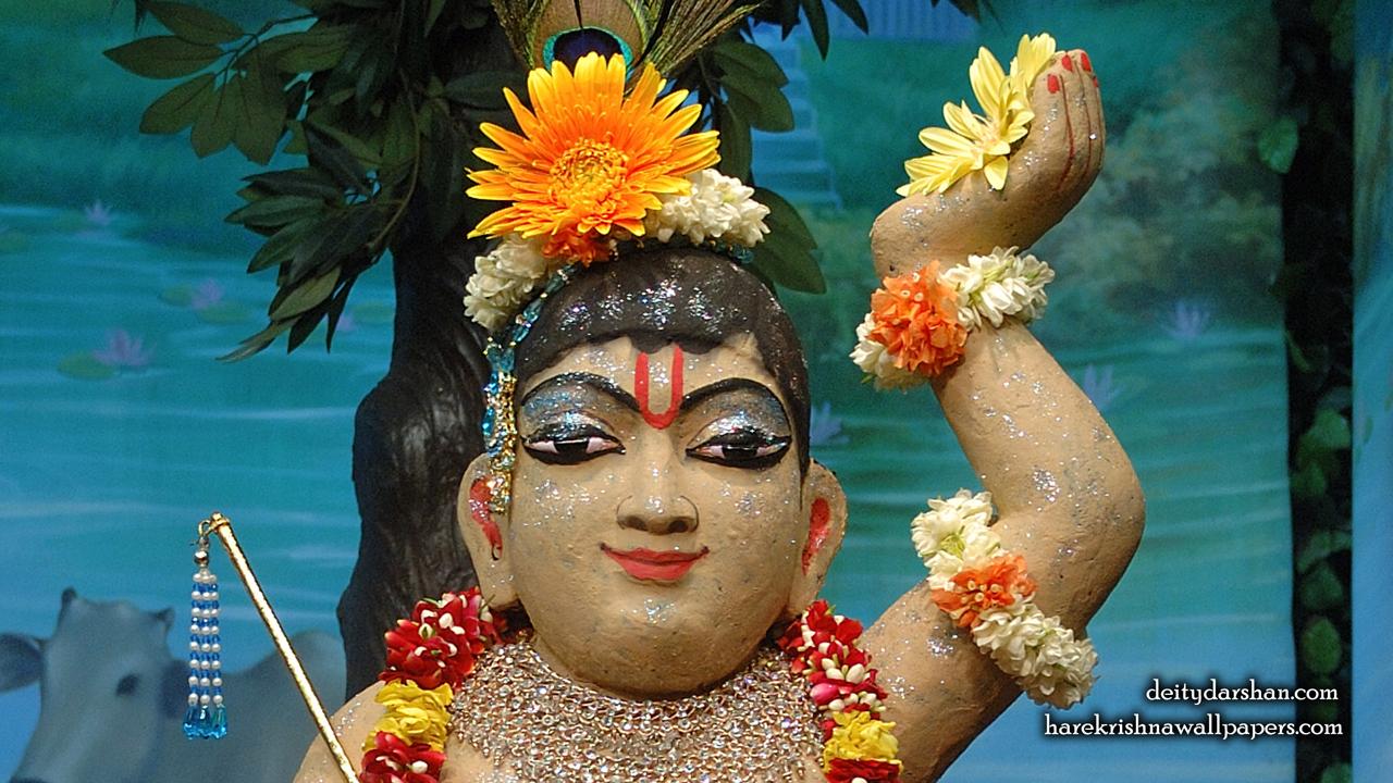 Sri Gopal Close up Wallpaper (036) Size1280x720 Download