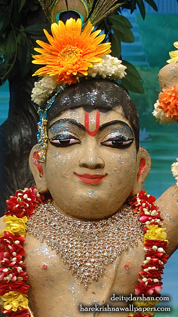 Sri Gopal Close up Wallpaper (036) Size 675x1200 Download