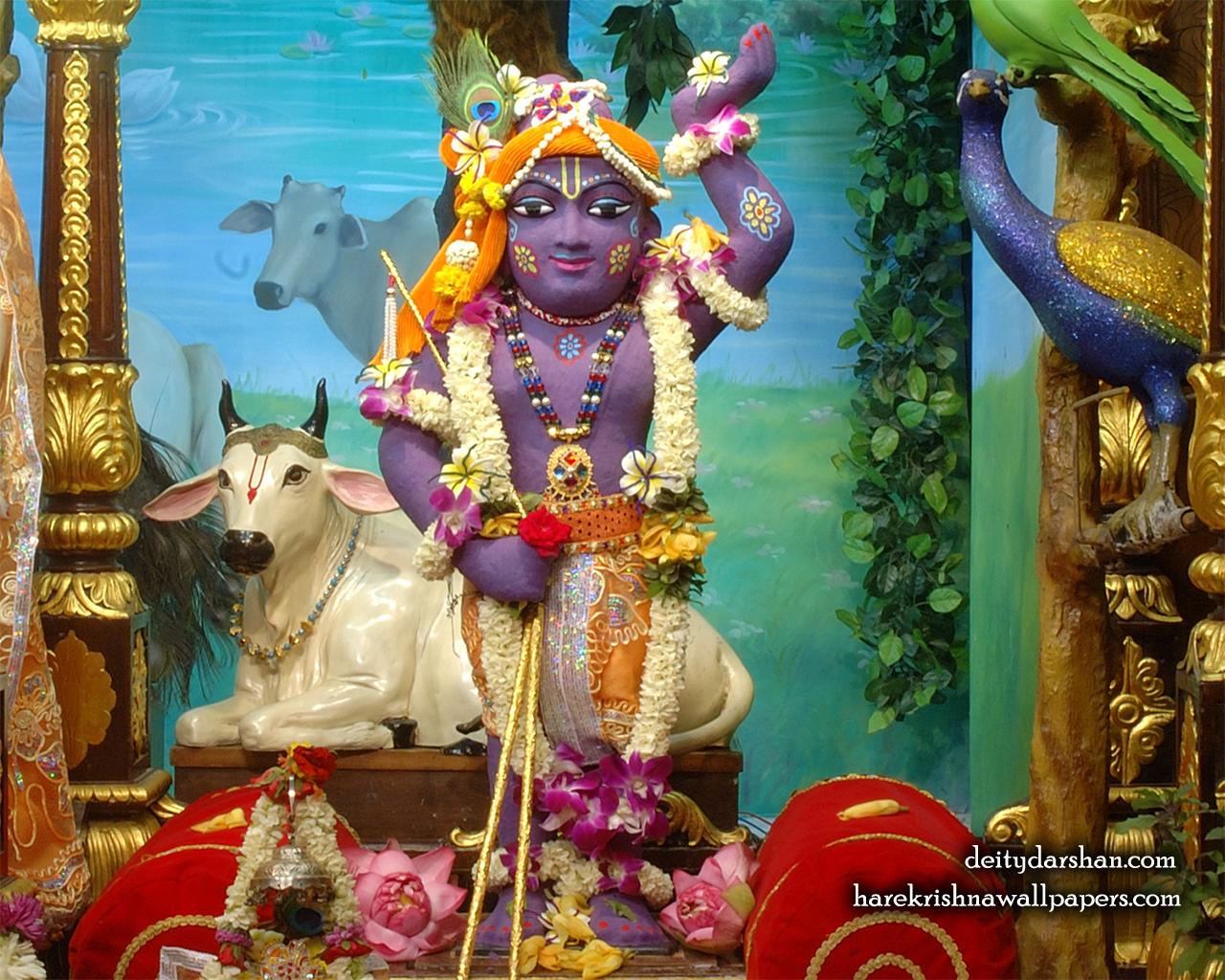 Sri Gopal Wallpaper (037) Size 1280x1024 Download