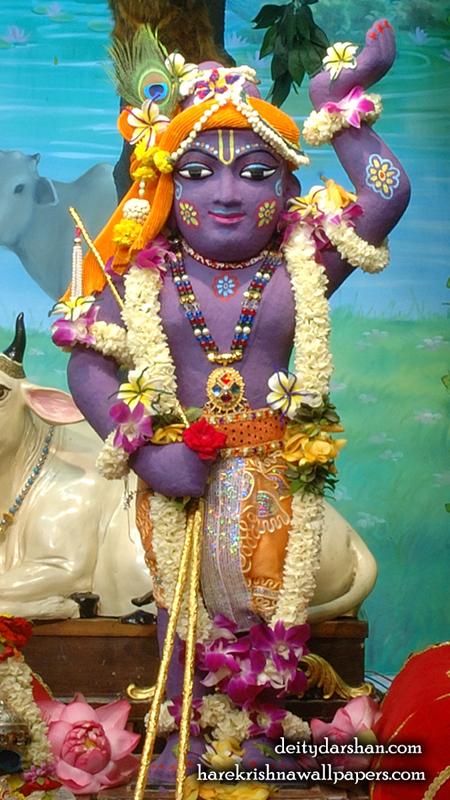 Sri Gopal Wallpaper (037) Size 450x800 Download