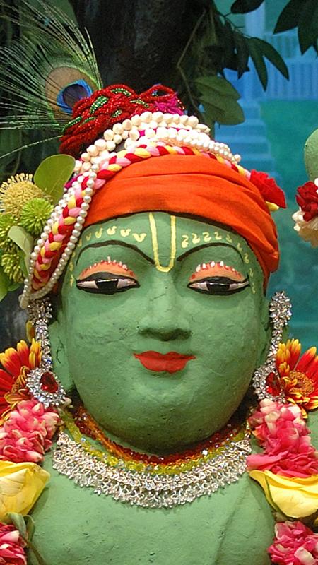 Sri Gopal Close up Wallpaper (037) Size 450x800 Download