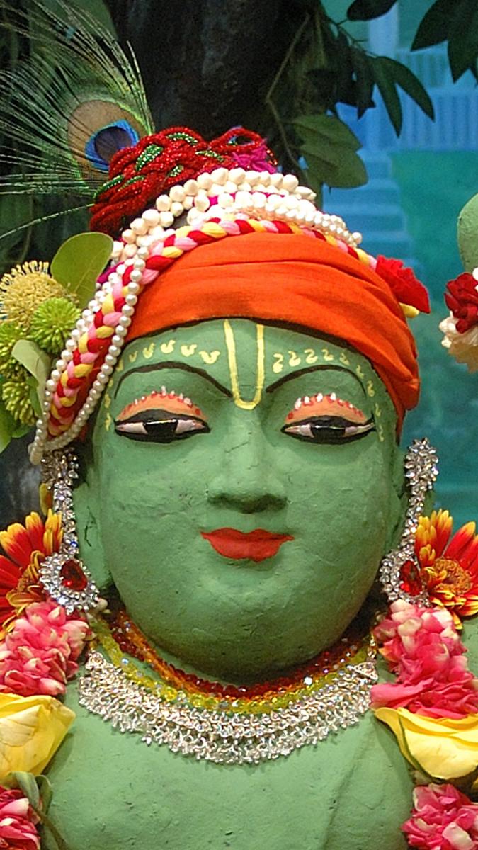 Sri Gopal Close up Wallpaper (037) Size 675x1200 Download