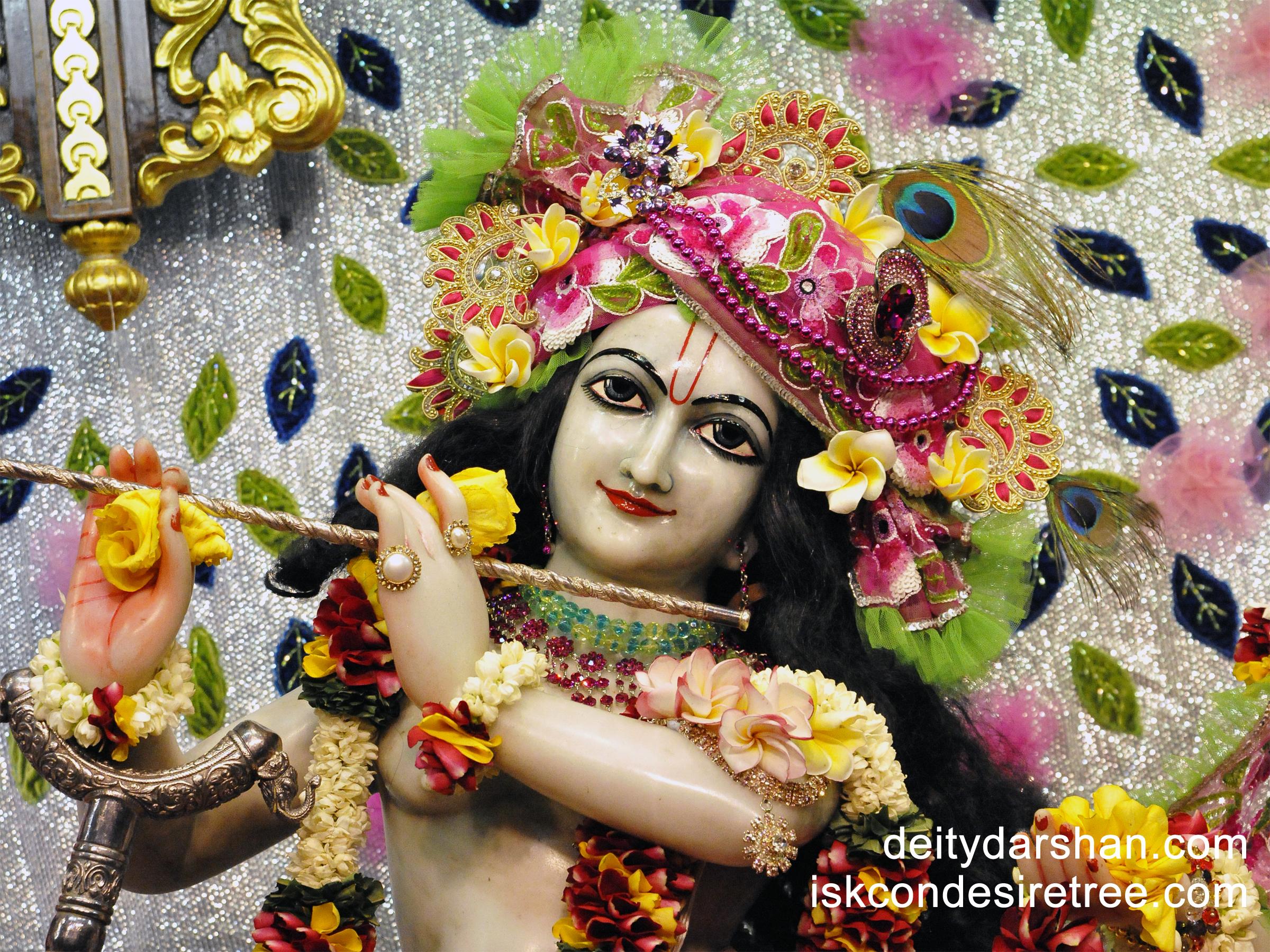 Sri Gopinath Close up Wallpaper (037) Size 2400x1800 Download