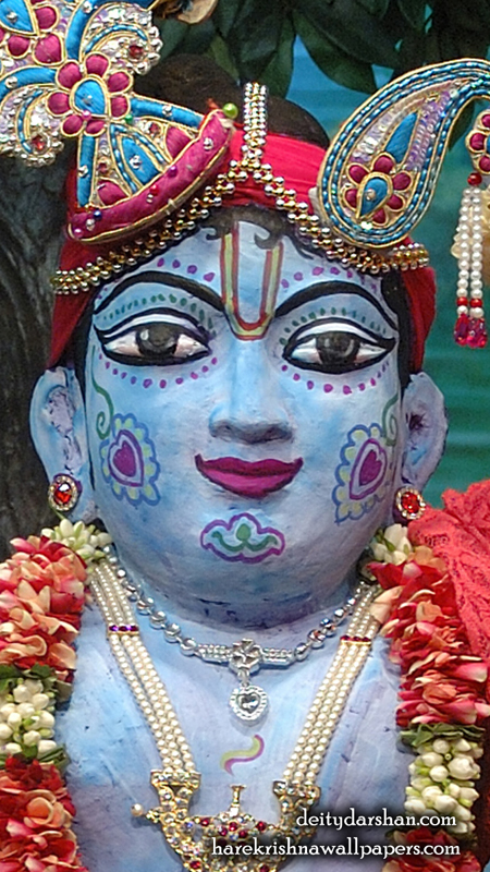Sri Gopal Close up Wallpaper (038) Size 450x800 Download