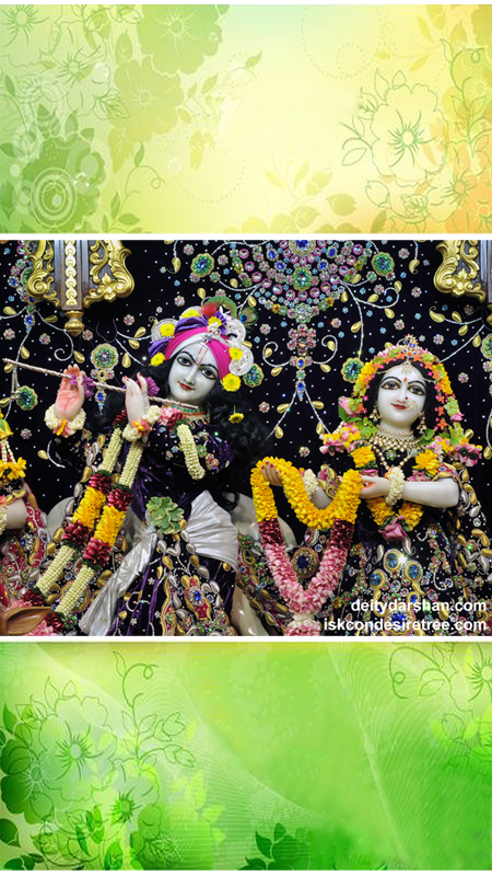 Sri Sri Radha Gopinath Close up Wallpaper (038) Size 450x800 Download