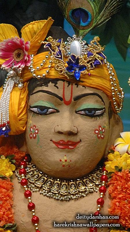 Sri Gopal Close up Wallpaper (039) Size 450x800 Download