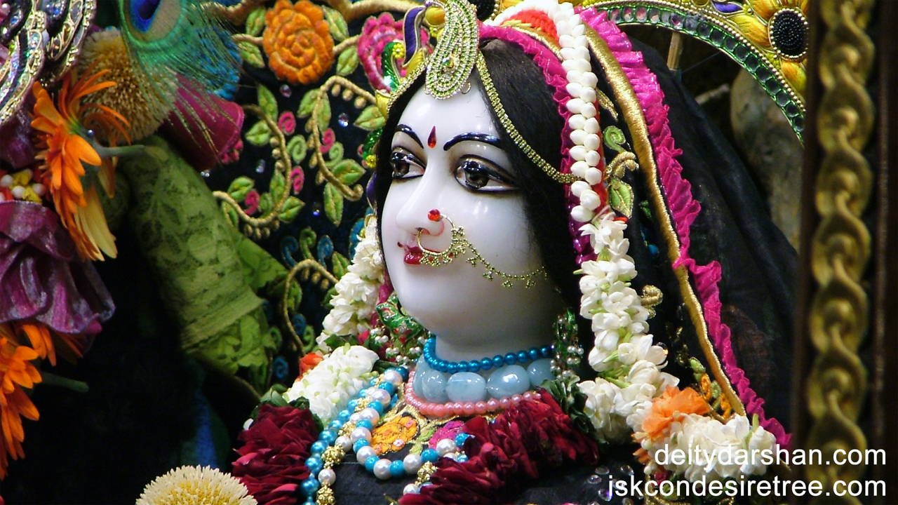 Srimati Radharani Close up Wallpaper (040) Size1280x720 Download