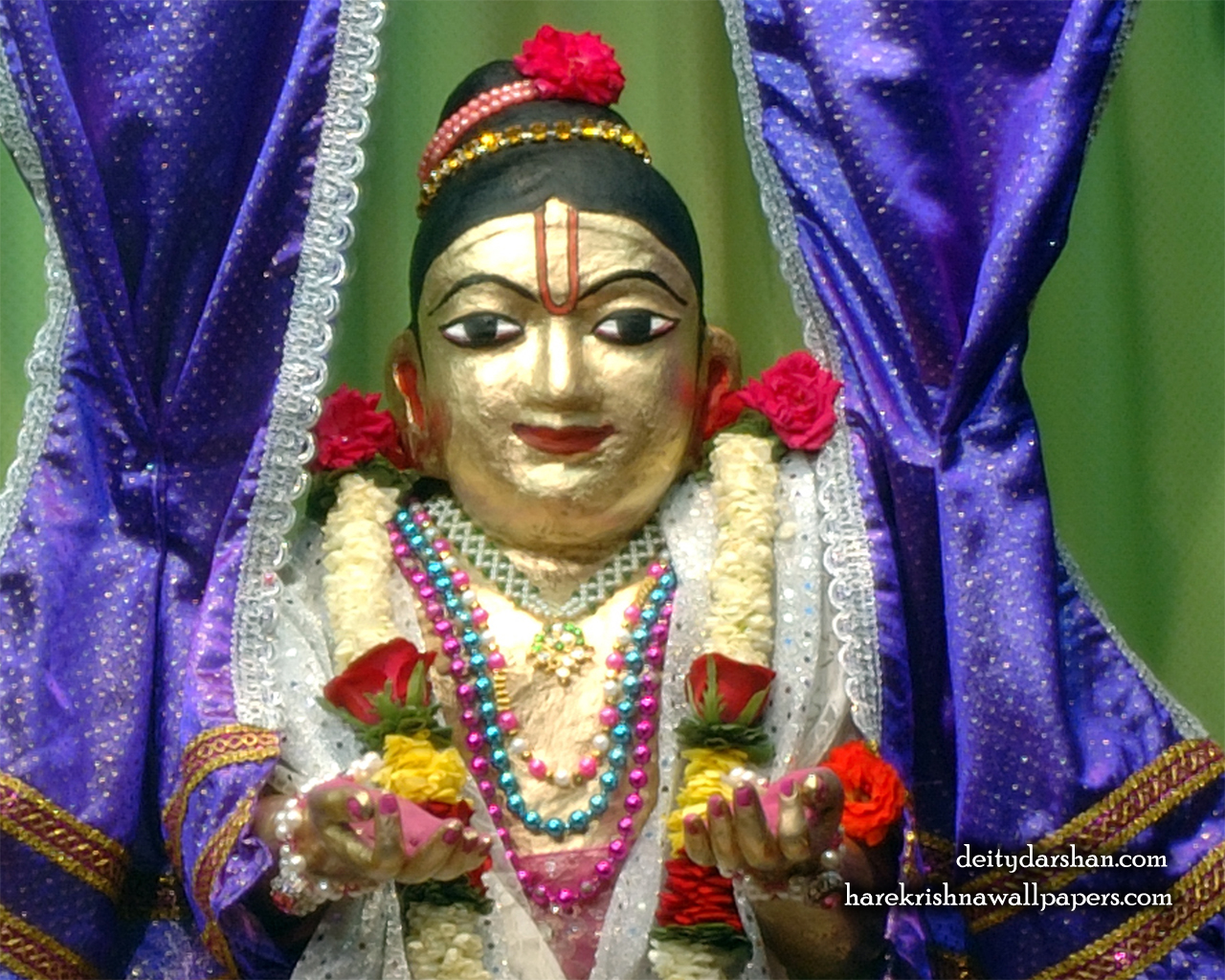 Sri Gopal Close up Wallpaper (042) Size 1280x1024 Download