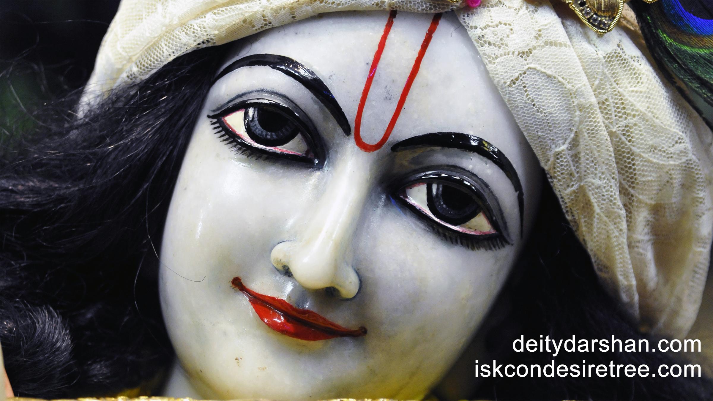 Sri Gopinath Close up Wallpaper (042) Size 2400x1350 Download