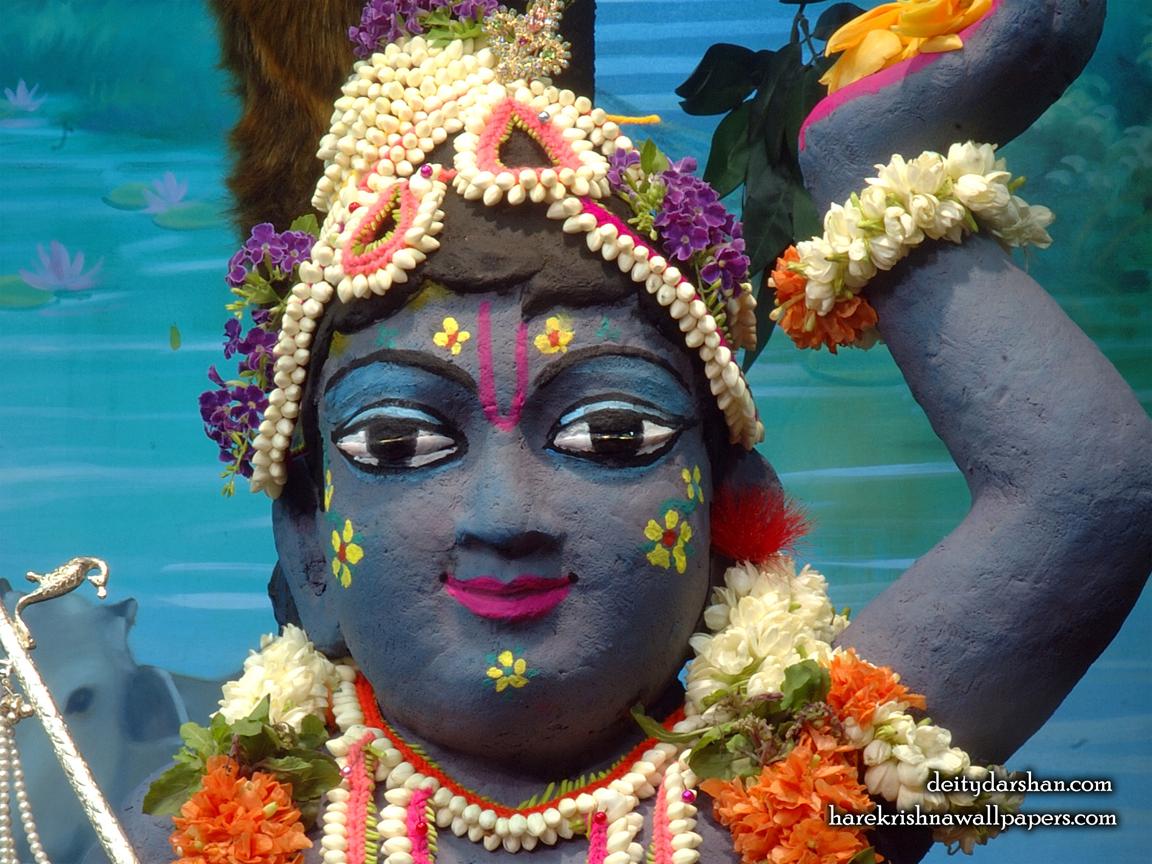 Sri Gopal Close up Wallpaper (043) Size 1152x864 Download