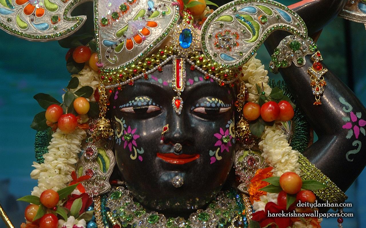 Sri Gopal Close up Wallpaper (044) Size 1280x800 Download