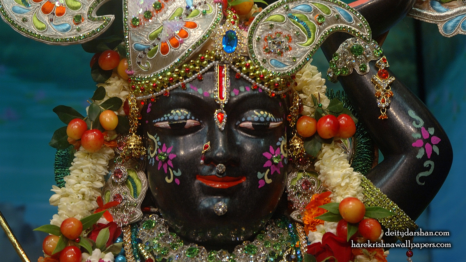 Sri Gopal Close up Wallpaper (044) Size 1600x900 Download