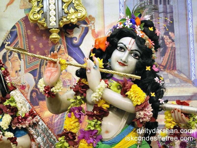 Sri Gopinath Close up Wallpaper  (045)