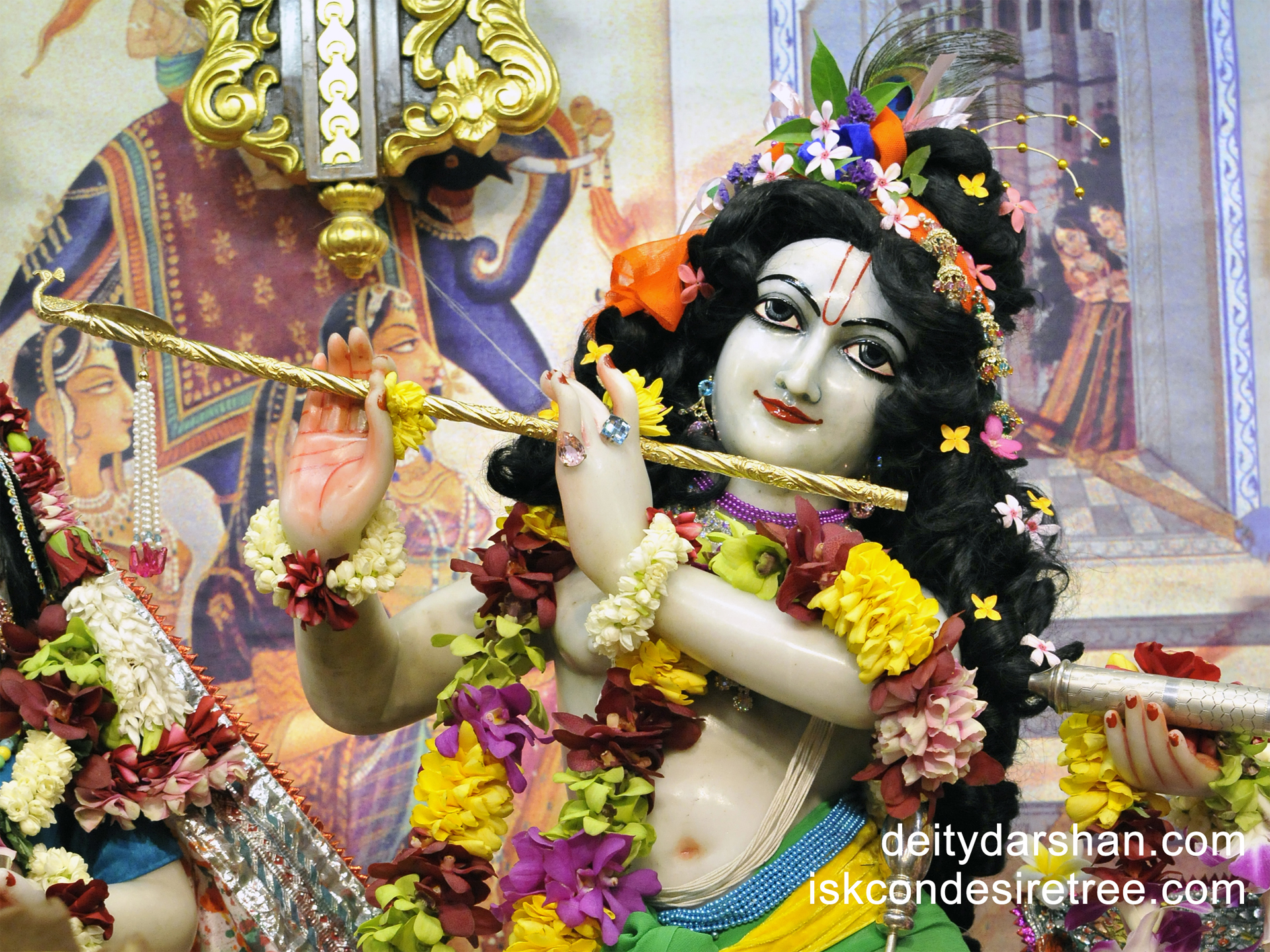 Sri Gopinath Close up Wallpaper (045) Size 1920x1440 Download