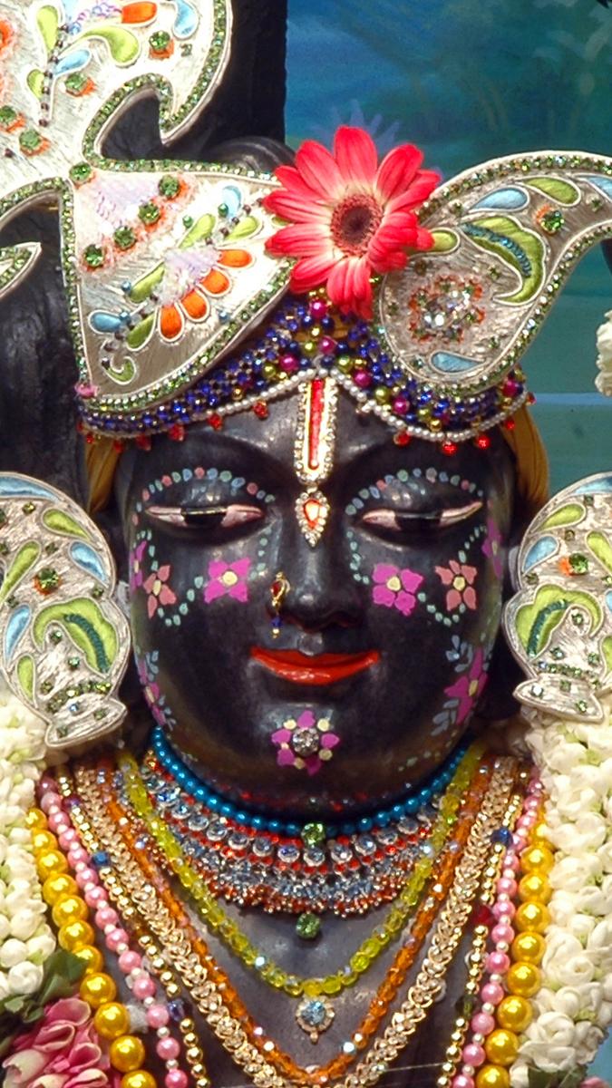 Sri Gopal Close up Wallpaper (046) Size 675x1200 Download