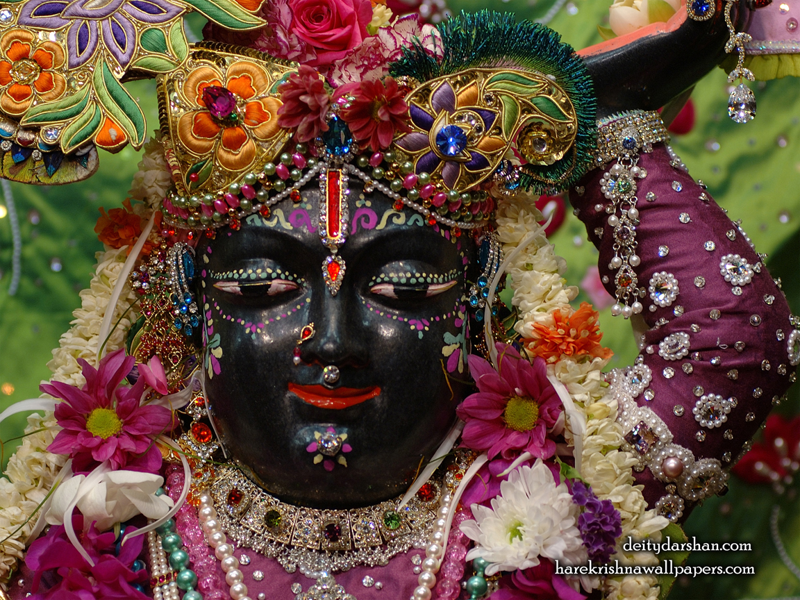 Sri Gopal Close up Wallpaper (047) Size 1152x864 Download