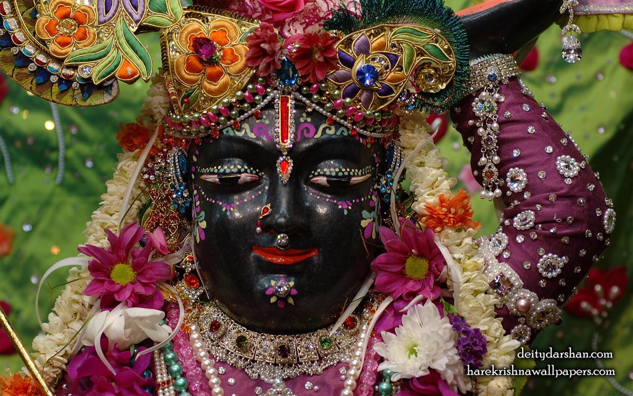 Sri Gopal Close up Wallpaper (047) Size 1280x800 Download