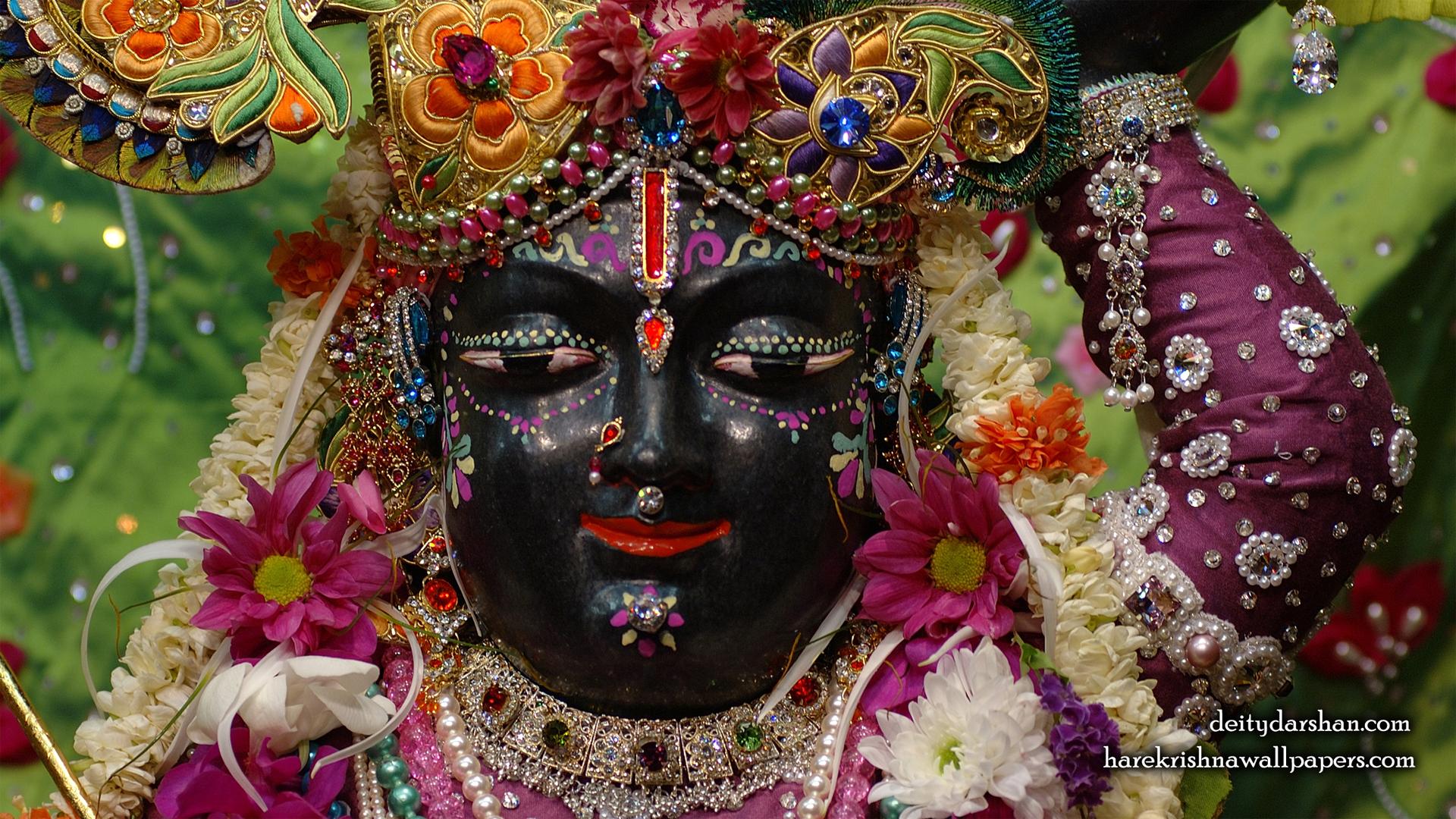 Sri Gopal Close up Wallpaper (047) Size 1920x1080 Download