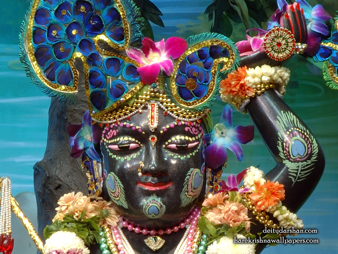 Sri Gopal Close up Wallpaper (051) Size 1152x864 Download