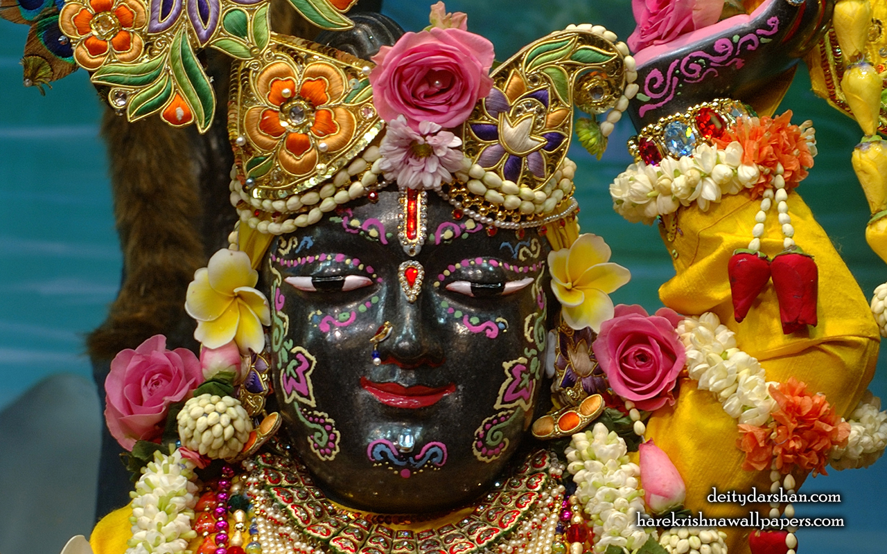 Sri Gopal Close up Wallpaper (052) Size 1280x800 Download