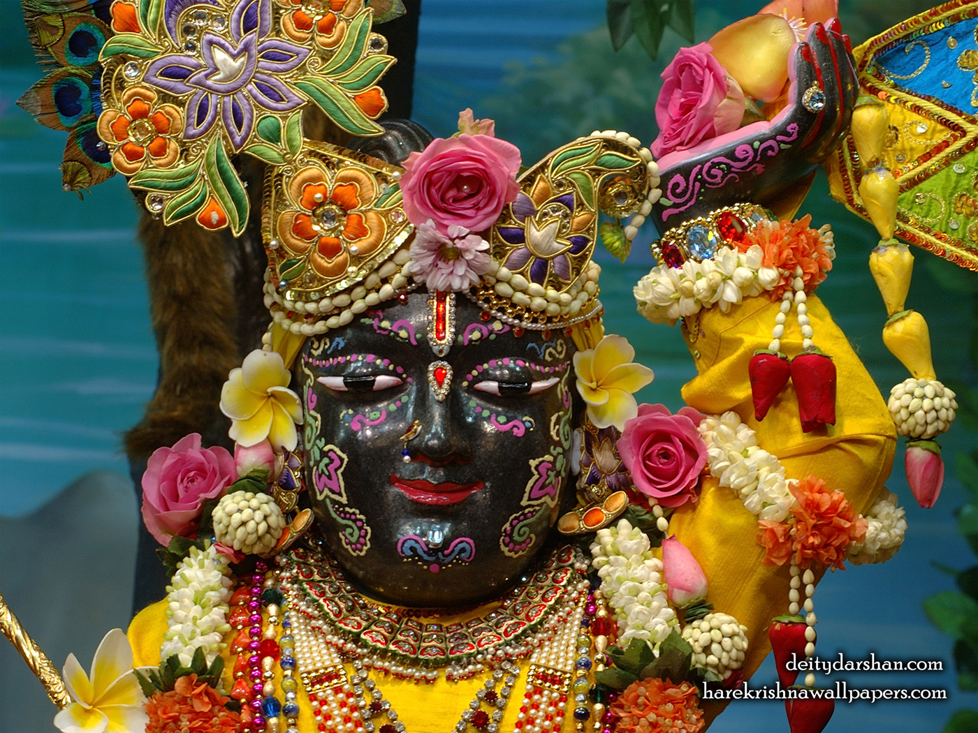 Sri Gopal Close up Wallpaper (052) Size 1400x1050 Download