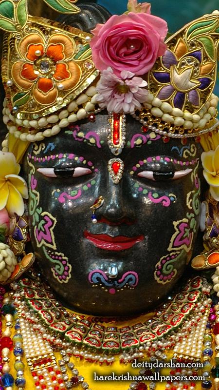 Sri Gopal Close up Wallpaper (052) Size 450x800 Download