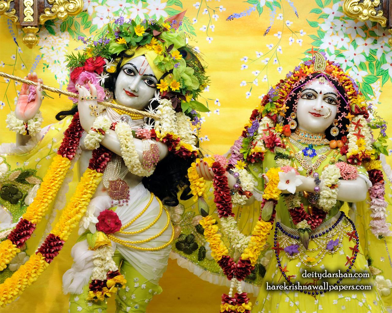Sri Sri Radha Gopinath Close up Wallpaper (052) Size 1280x1024 Download