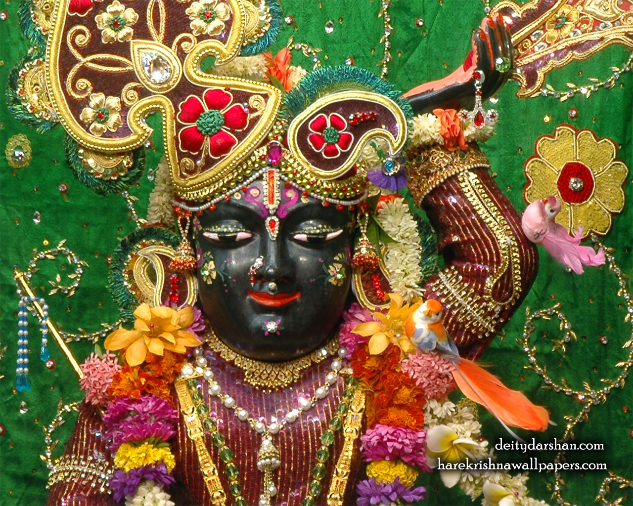 Sri Gopal Close up Wallpaper (054) Size 1280x1024 Download