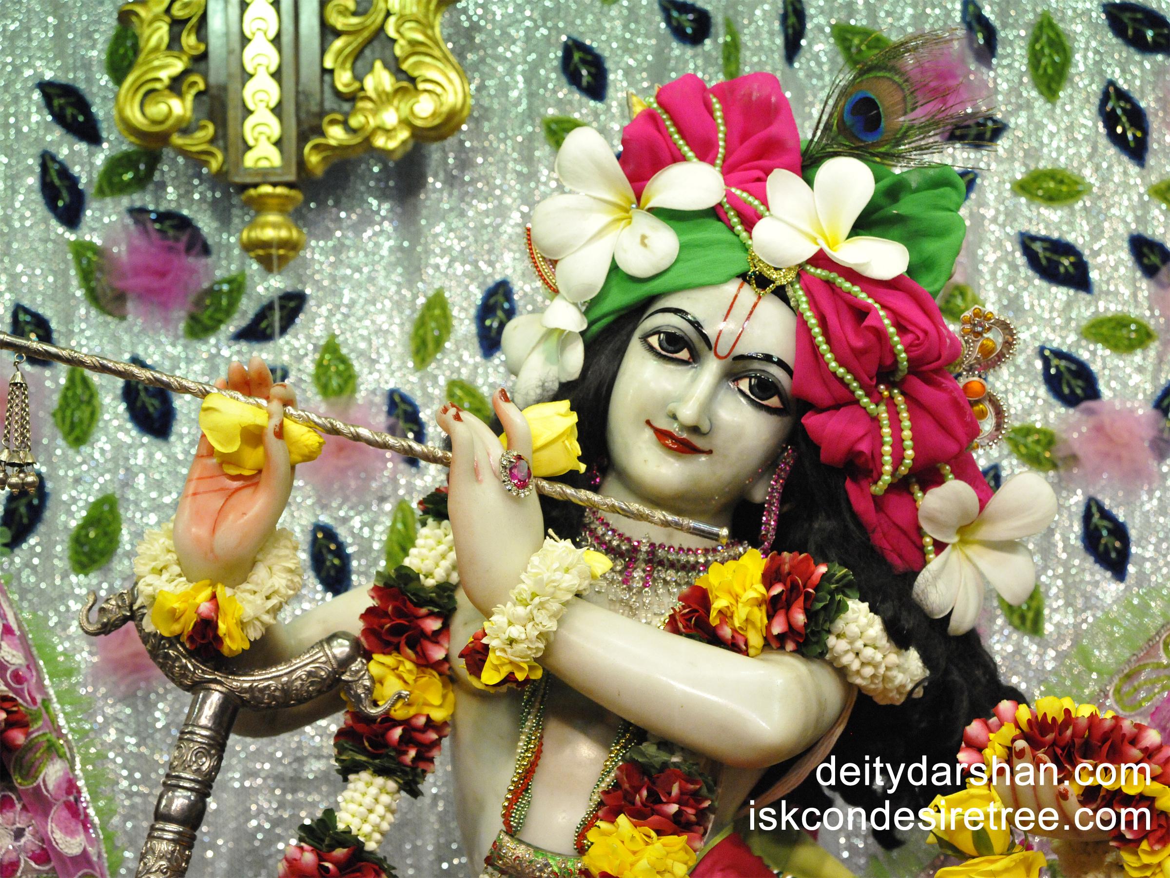 Sri Gopinath Close up Wallpaper (054) Size 2400x1800 Download