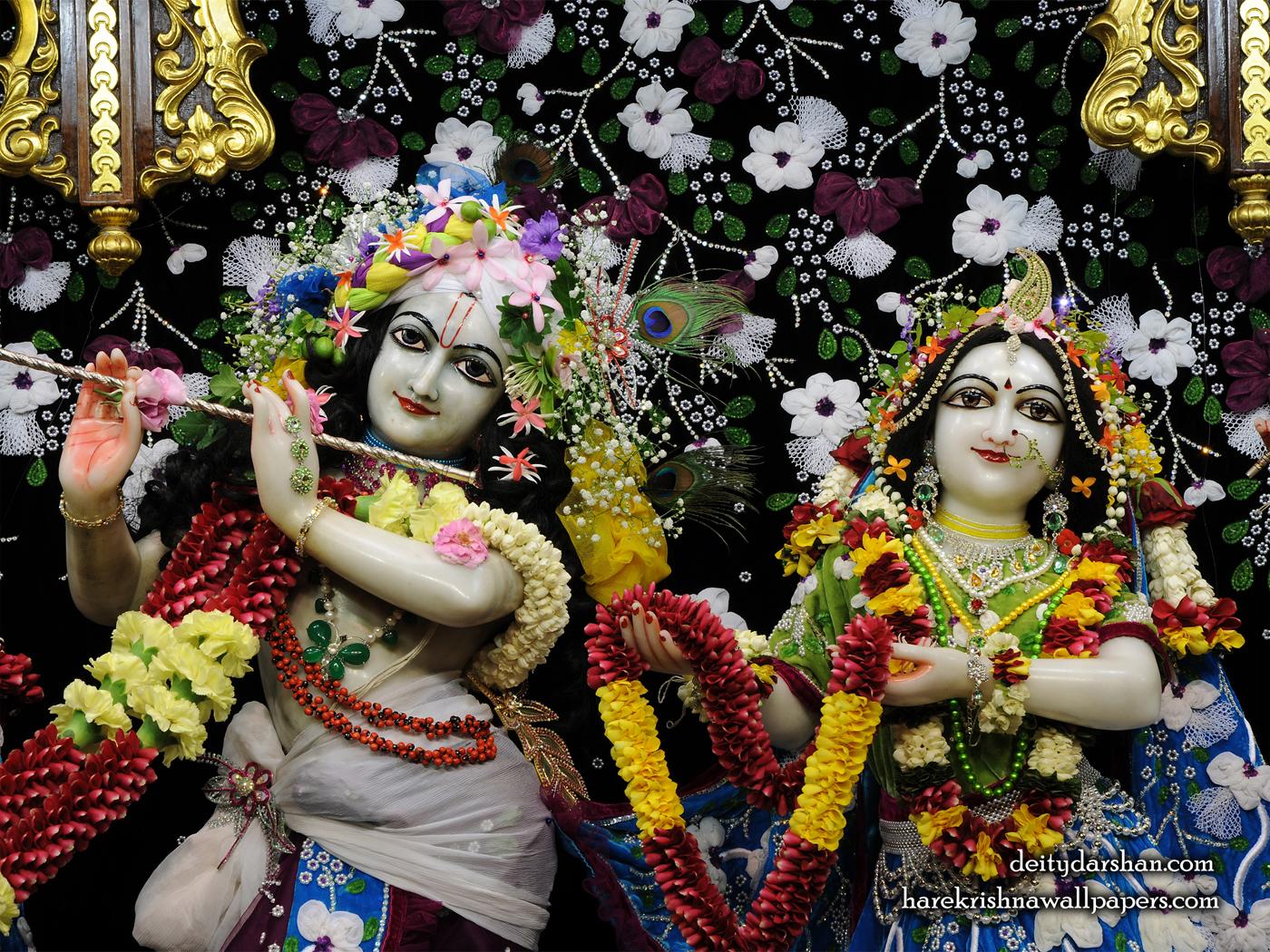Sri Sri Radha Gopinath Close up Wallpaper (054) Size 1400x1050 Download