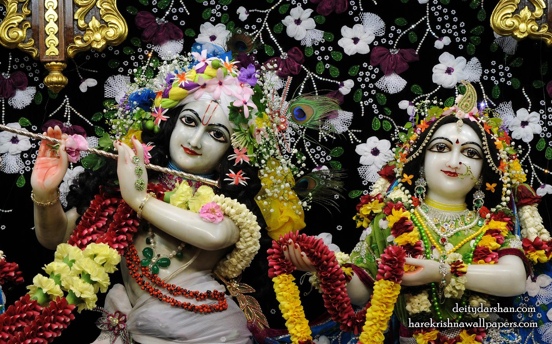 Sri Sri Radha Gopinath Close up Wallpaper (054) Size 1440x900 Download
