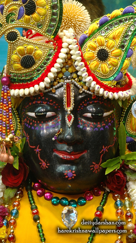 Sri Gopal Close up Wallpaper (057) Size 450x800 Download