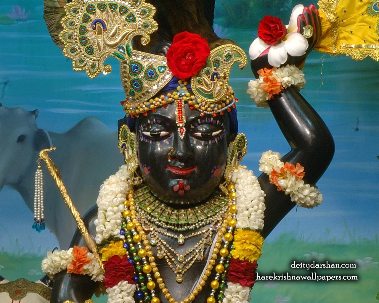 Sri Gopal Close up Wallpaper (060) Size 1280x1024 Download