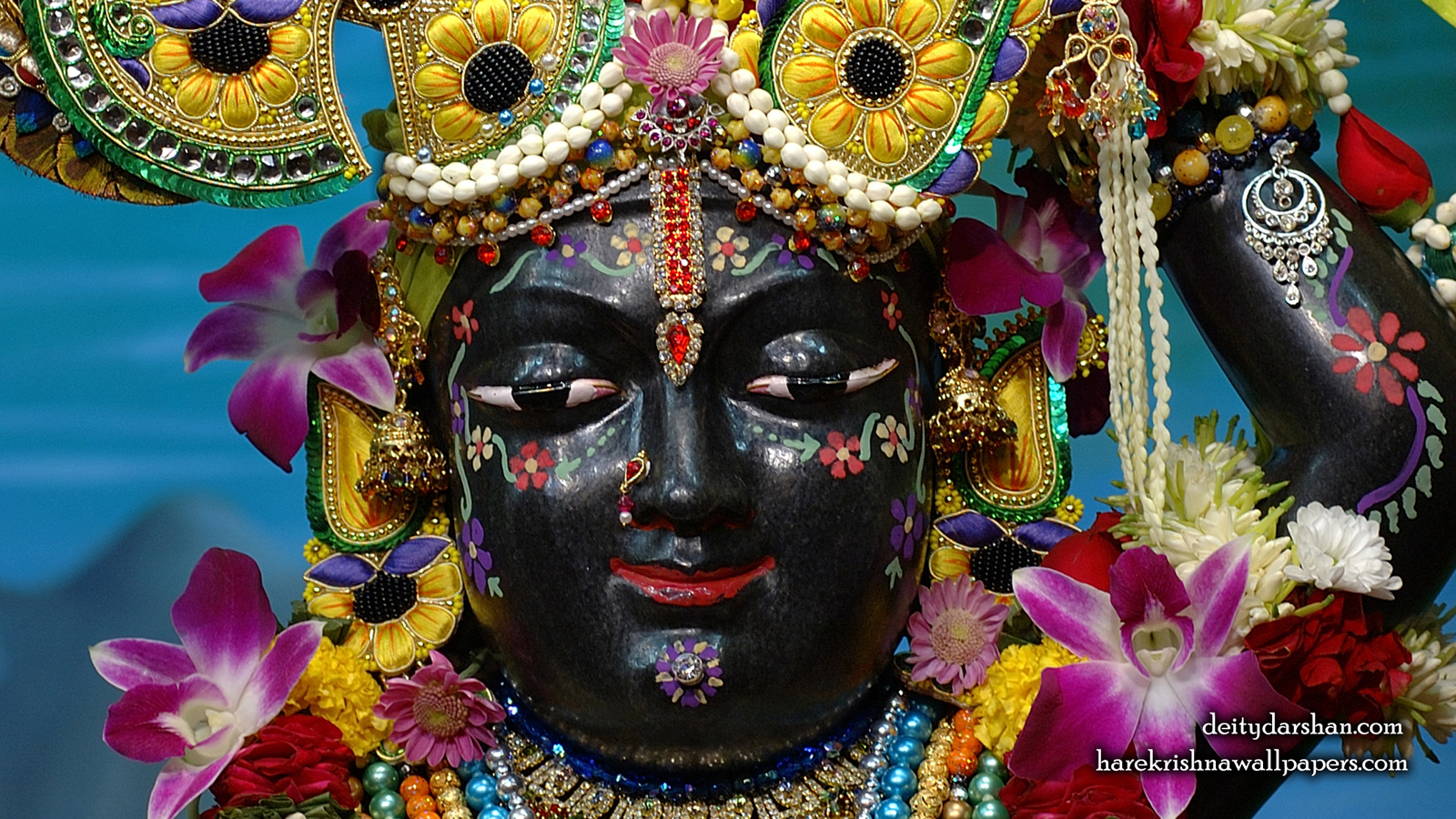 Sri Gopal Close up Wallpaper (061) Size 1600x900 Download