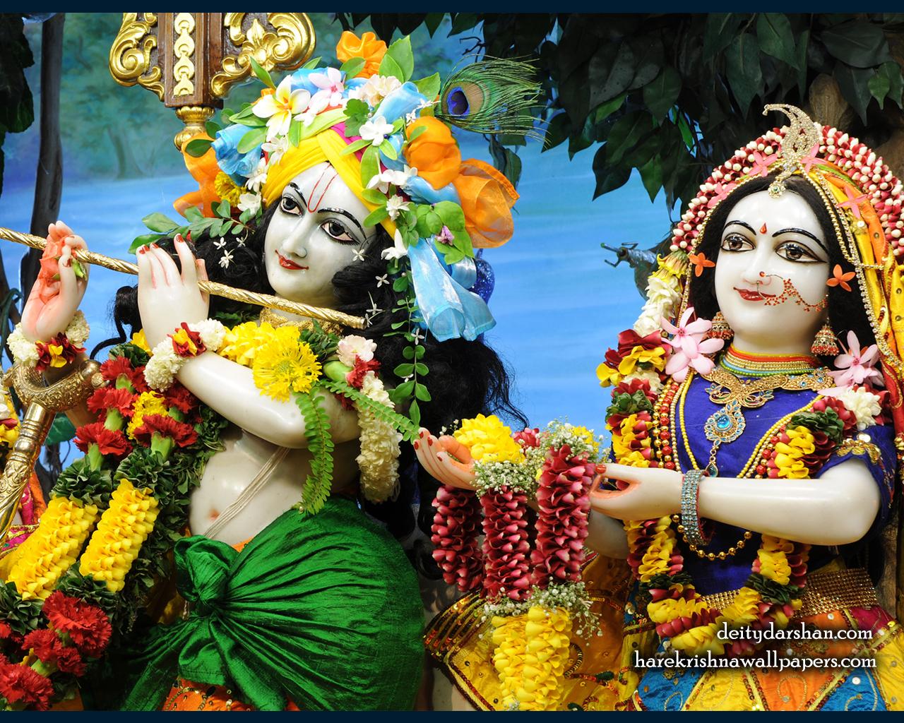 Sri Sri Radha Gopinath Close up Wallpaper (062) Size 1280x1024 Download