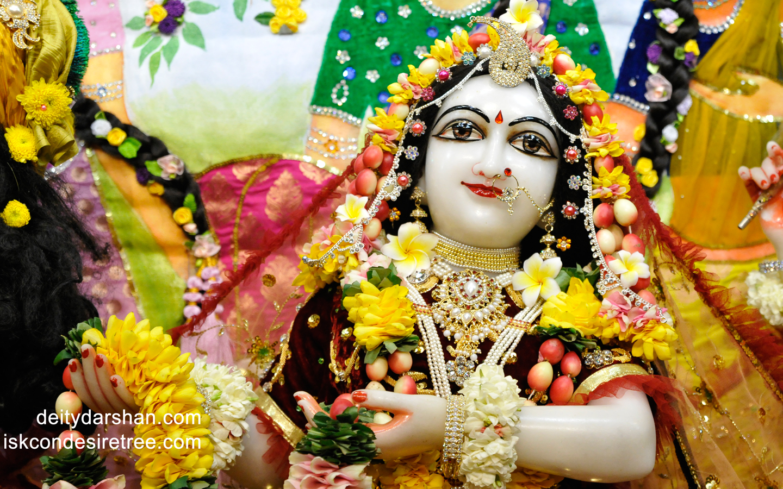 Srimati Radharani Close up Wallpaper (065) Size 1440x900 Download