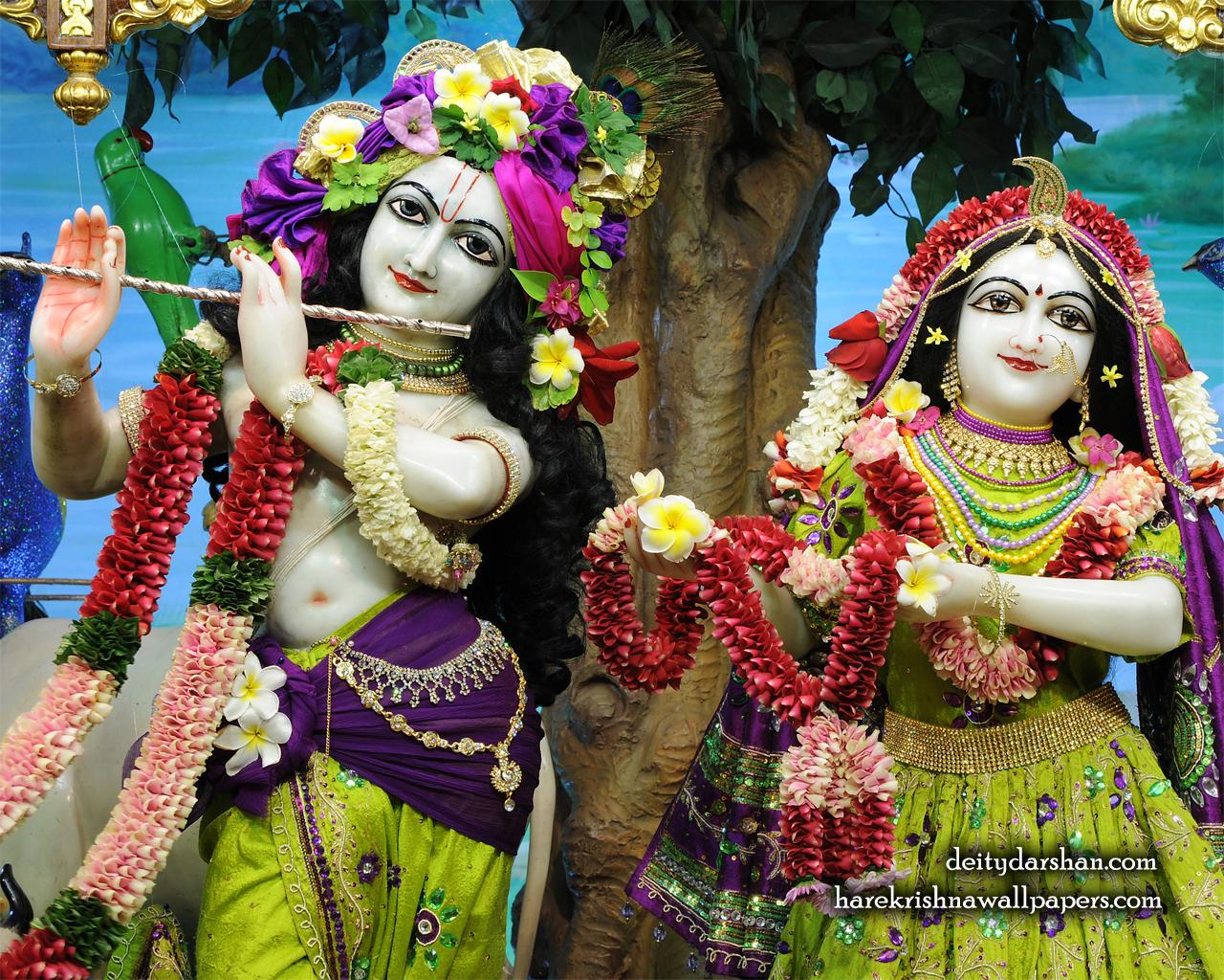 Sri Sri Radha Gopinath Close up Wallpaper (065) Size 1280x1024 Download