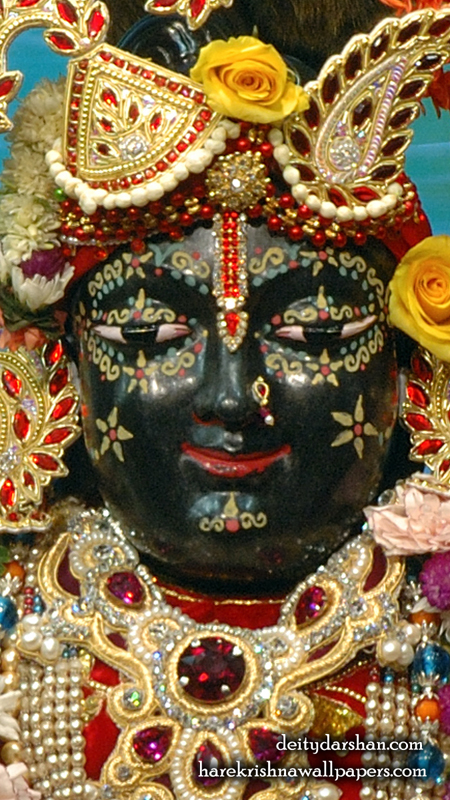 Sri Gopal Close up Wallpaper (066) Size 450x800 Download