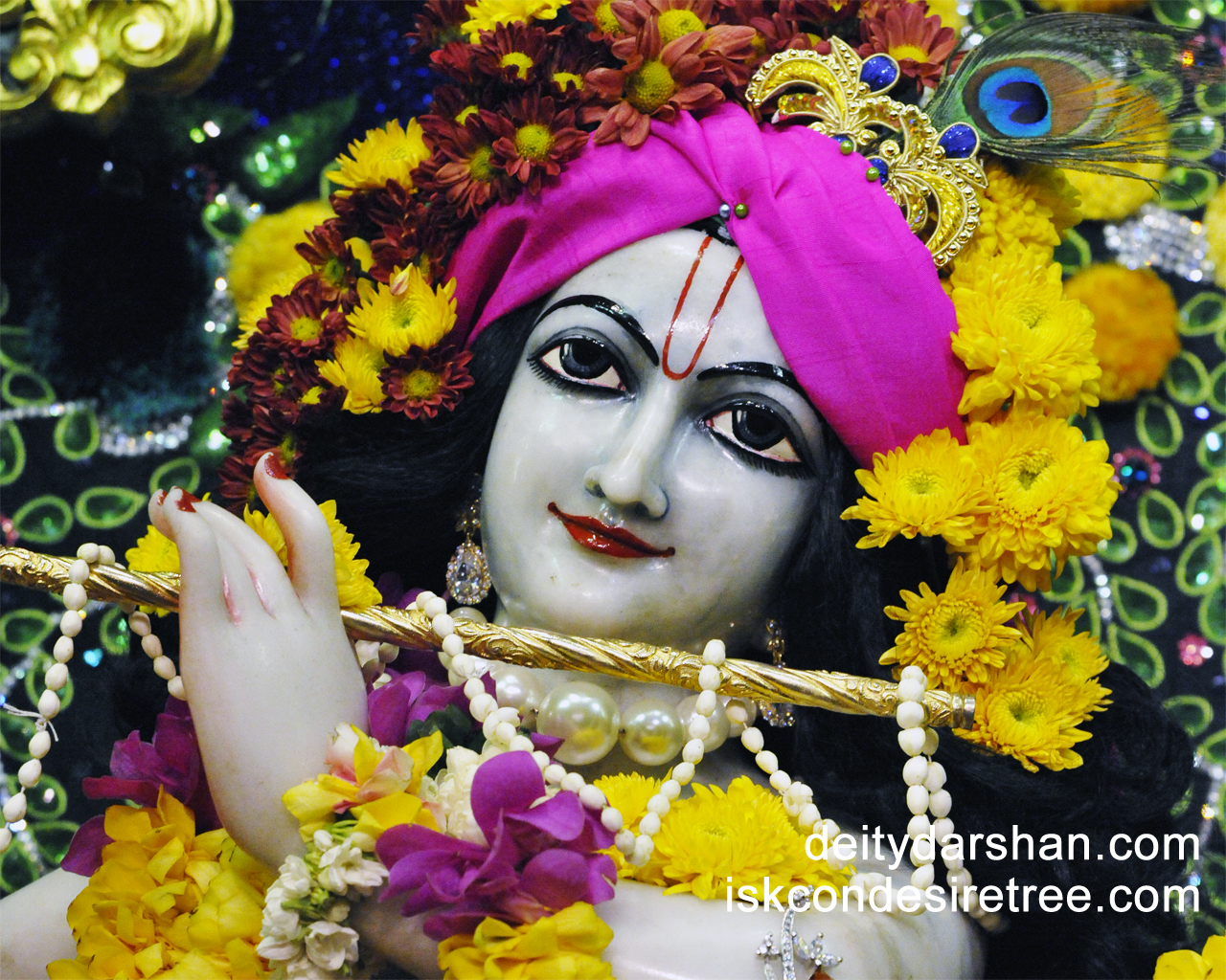 Sri Gopinath Close up Wallpaper (067) Size 1280x1024 Download